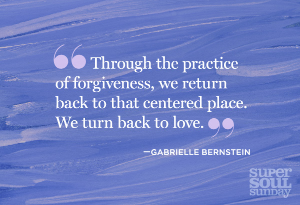 Gabrielle Bernstein quotation