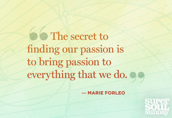 Marie Forleo quotation