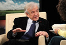 Elie Wiesel on Losing His Life Savings in Bernie Madoff's Ponzi Scheme