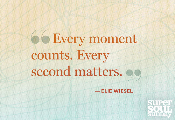 Every Moment Counts Quotes: 10 Lessons Of Love And Light From Elie Wiesel