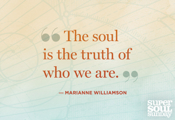 Marianne Williamson quotation