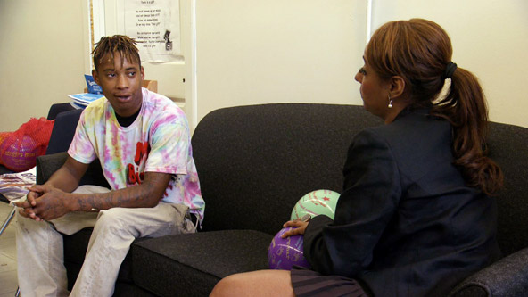 Homeless Teen Recovering from Suicide Attempt Video