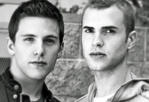 Shane Bitney Crone and Tom Bridegroom