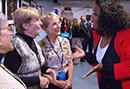 The <i>Golden Sisters</i> Meet Oprah!