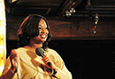 "Comedian Tracey Ashley: ""I Am a Storyteller"""