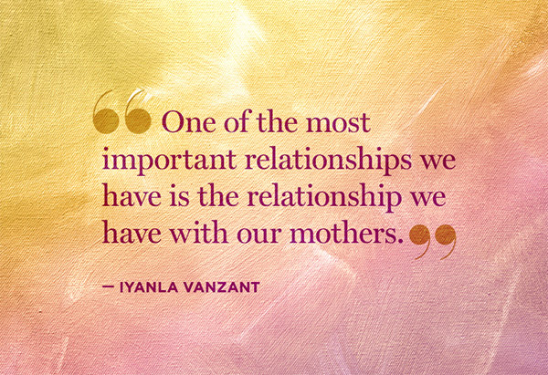 Lessons Learned About Mother-Daughter Relationships - @