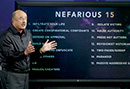 Dr. Phil's Nefarious 15 List - Video