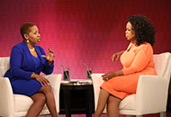 First Look: Single Mothers Raising Sons on Oprah's Lifeclass - Video