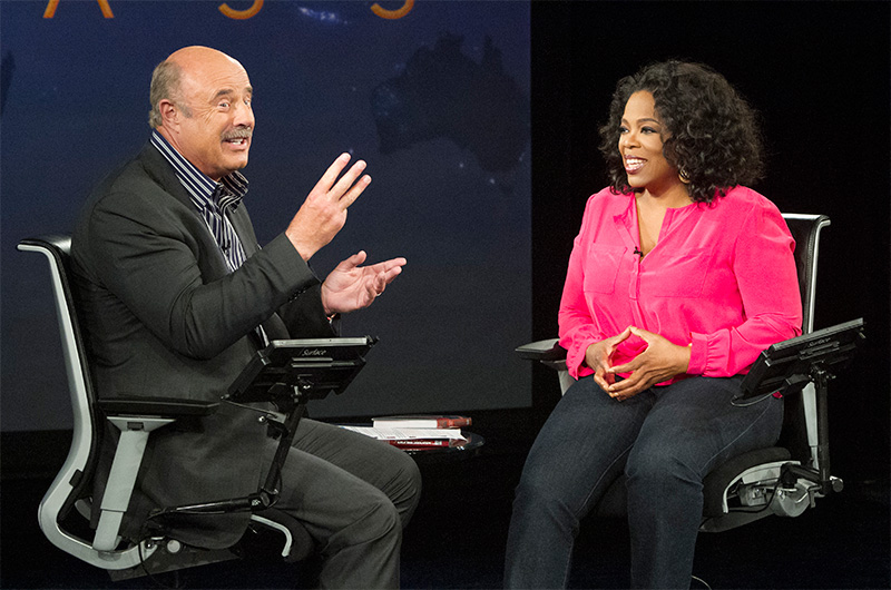 The 3 Things Dr. Phil Wants You to Ask Yourself