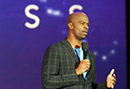 Comedian Michael Jr. Warms Up the Crowd at MegaFest 2013 - Video