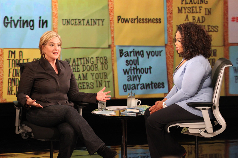 """How Brené Brown Inspired One Young Man to Say, """"I Love You"""""""