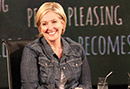 Brene Brown on the Two Things You Need to Start Living Bravely -Video