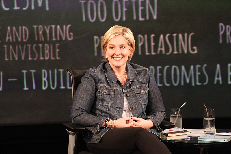 Why Brené Brown Gives Herself Permission to Be Uncool