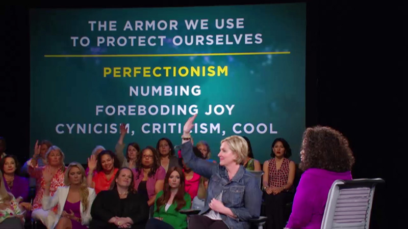 Why Brené Brown Says Perfectionism Is a 20-Ton Shield