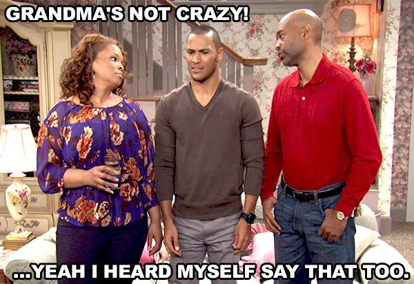 Linda, Danny and Floyd