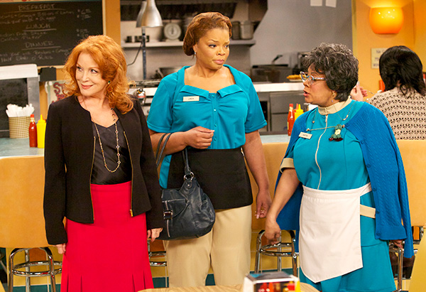 Vivian, Linda and Hattie