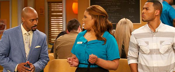 Kendra Johnson as Linda and Carl