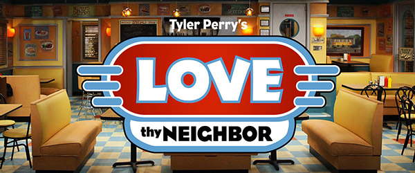 "Love Thy Neighbor ~ Season 1 - Episode 18 ""Love Thy Surprise"""