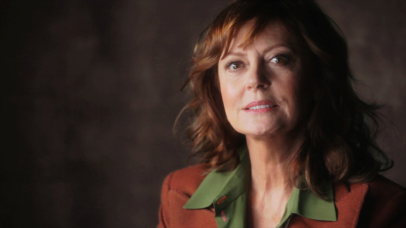 Susan Sarandon on Gender Roles and a Person's True Essence