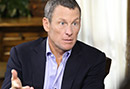 Why Lance Armstrong Says He Had to Dope to Win