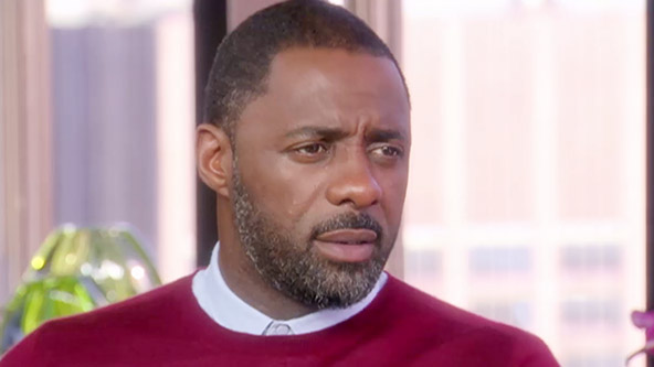 How Idris Elba's Dad Inspired His Portrayal of Nelson Mandela - Video
