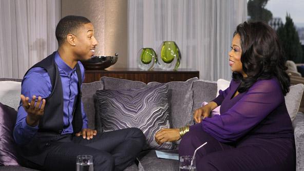 Michael B. Jordan's Number One Rule for Dating - Video