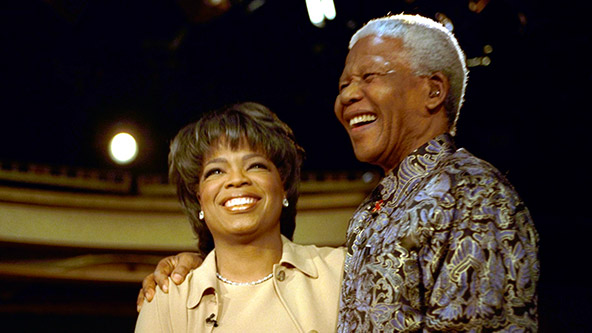 Watch a First Look of The Oprah Interview: Nelson Mandela - Video
