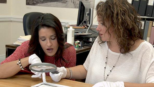 Elura, Michele and a Staten Island Historian  -Video