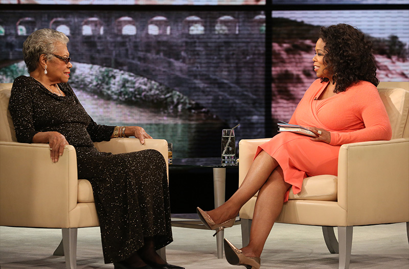 The Revelation That Changed Dr. Maya Angelou's Life