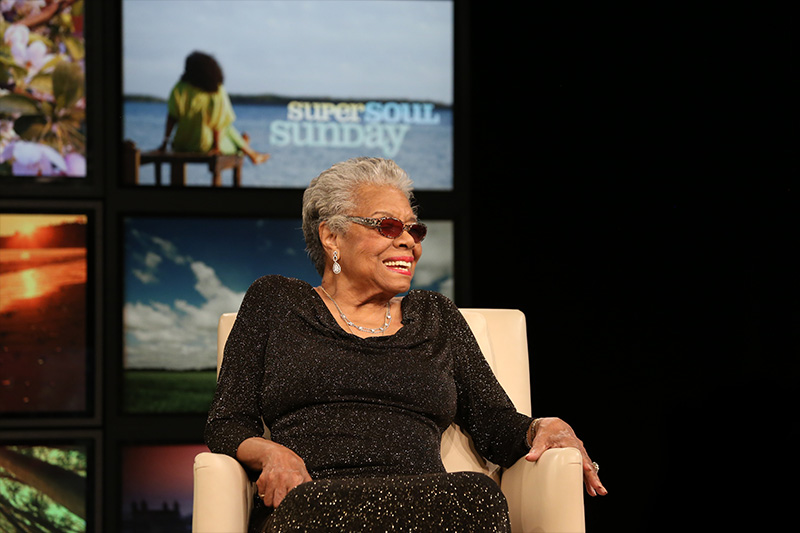 The Best Advice Dr. Maya Angelou Has Ever Given—and Received