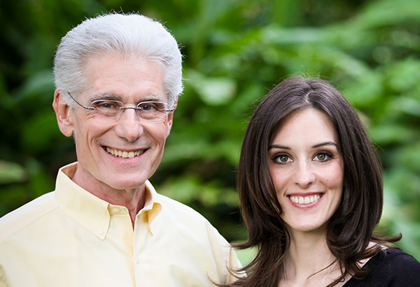 Dr. Brian Weiss and Amy Weiss