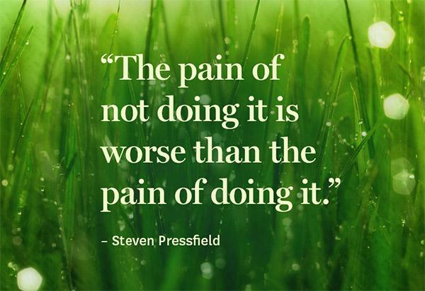 Steven Pressfield quotes