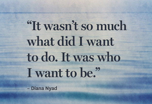 Famous Swimmer Quotes Quotes From Swimmer Diana