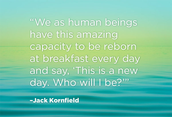 Jack Kornfield quotation
