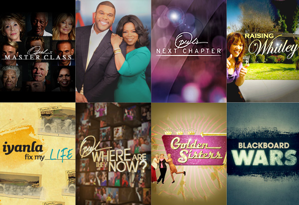 OWN New shows 2013