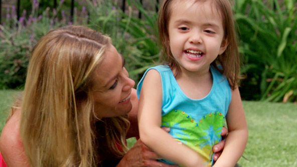 Denise Richards Talks About Daughter Eloise and Motherhood - Video