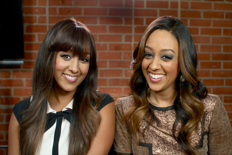 """Tia and Tamera Mowry's New Lives as """"Mommy Entrepreneurs"""""""