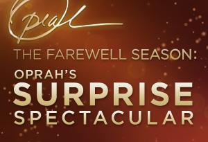 The Farewell Season: Oprah's Surprise Spectacular