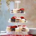 Tiered Pastry Stand