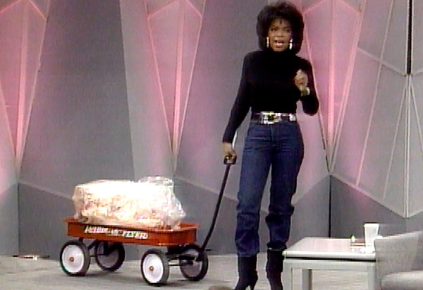 Oprah's weigh loss