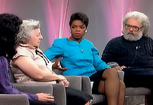 Oprah interviews a mass murderer