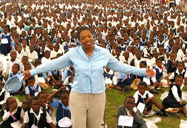 ChristmansKindness in Africa