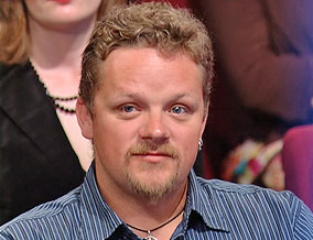Larry, Karie's husband