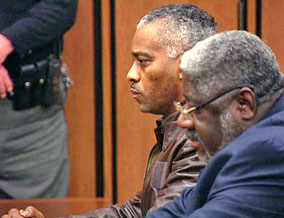 Niles Scott in court