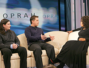 Ray, Chas and Oprah