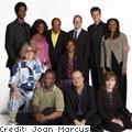 Color Purple cast
