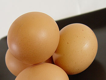 Eggs are a grocery staple.