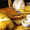 Avoid the bread basket.
