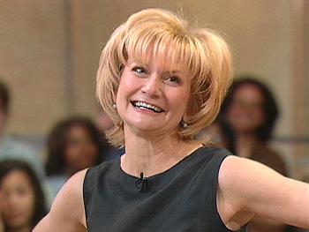 Pamela after
