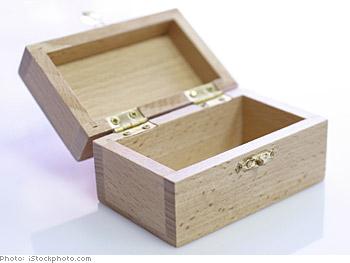 Create a gratitude box